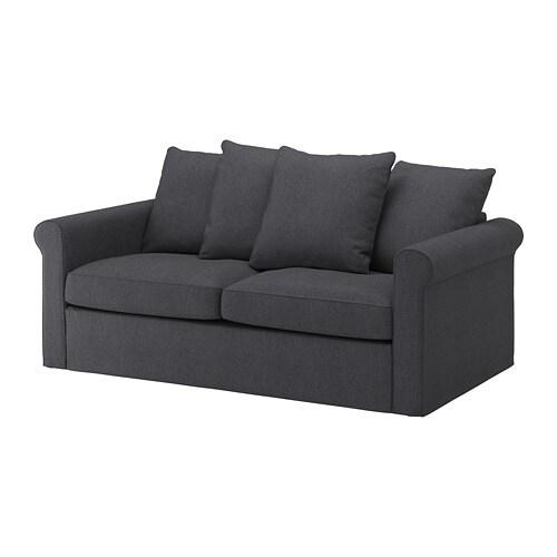 Gr 214 Nlid Sleeper Sofa Sporda Dark Gray Ikea