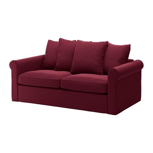 GRÖNLID Sleeper sofa - Inseros white - IKEA