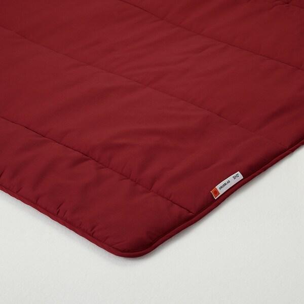 GRUSBLAD Comforter, warmer, wine, Twin
