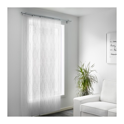 panel panels curtains best vidga ideas ikea curtain on holder