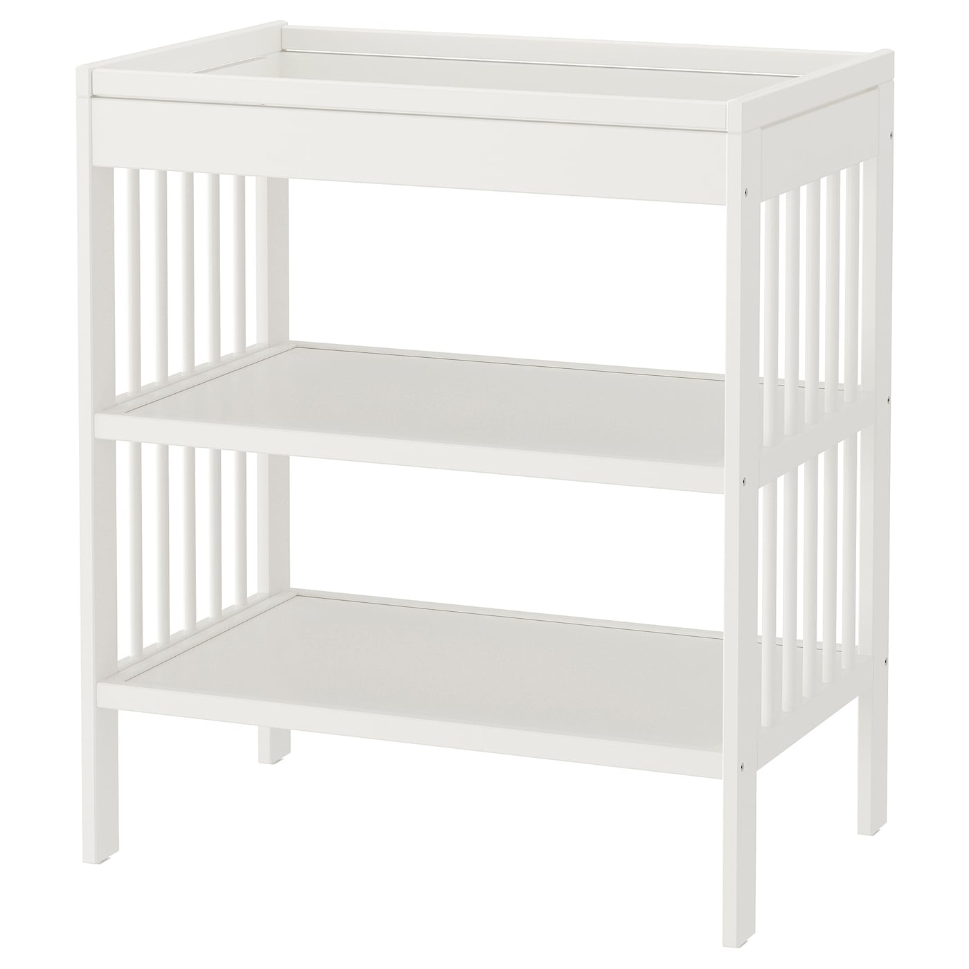 Gulliver Changing Table White Ikea