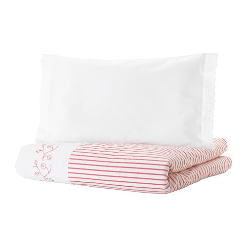 GULSPARV Crib duvet cover/pillowcase - IKEA