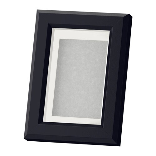 Gunnabo frame 4x6 ikea - Tableau noir et blanc ikea ...