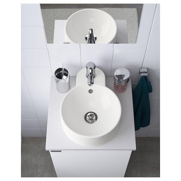 "GUTVIKEN countertop sink white 11 3/8 "" 15 3/8 "" 3 7/8 """