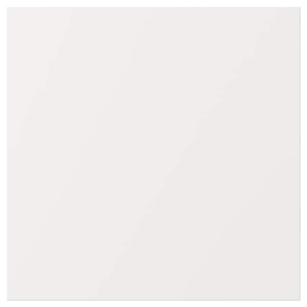 "HÄGGEBY Door, white, 15x15 """