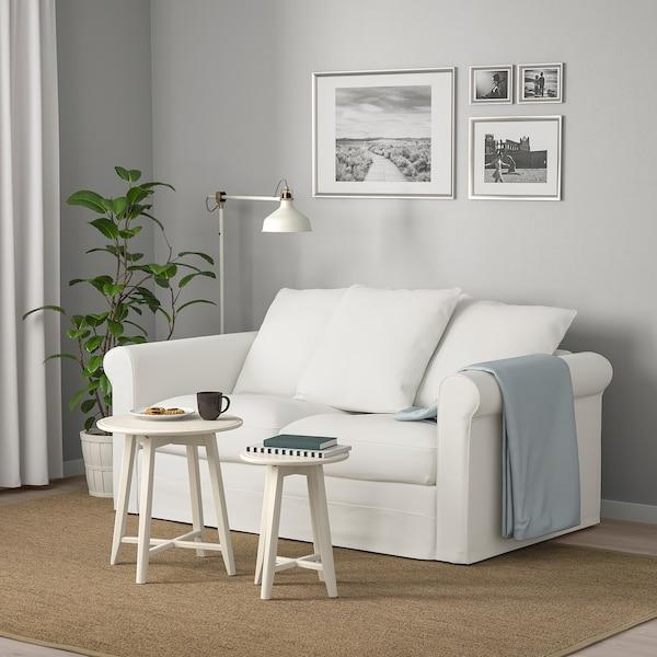 HÄRLANDA Loveseat, Inseros white