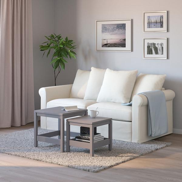 HÄRLANDA Sleeper sofa, Inseros white