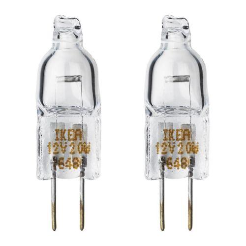 halogen bulb g4 standard ikea. Black Bedroom Furniture Sets. Home Design Ideas