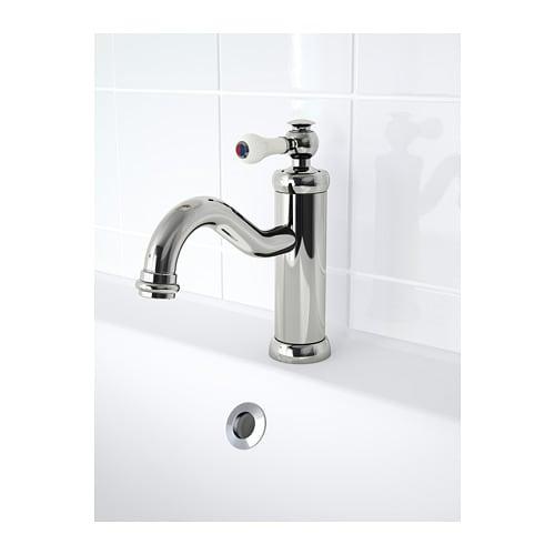 HAMNSKÄR Bath Faucet With Strainer Chrome Plated IKEA - Bathroom faucets san diego