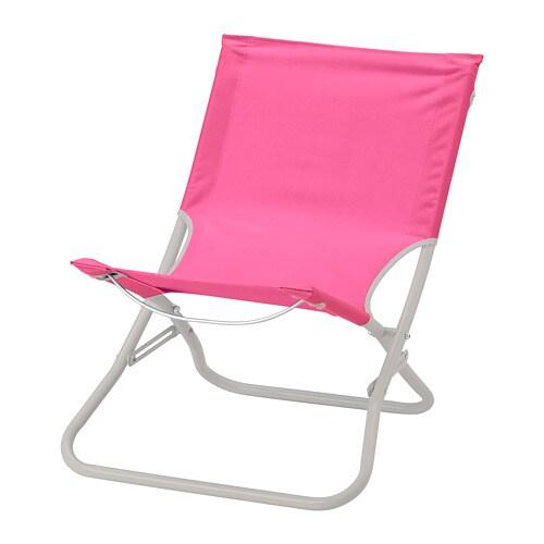 HÅMÖ Beach chair, pink