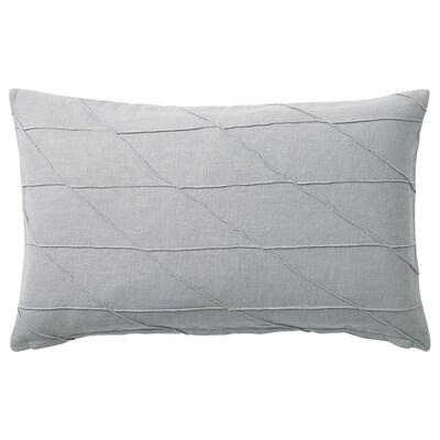 "HARÖRT Cushion, gray, 16x26 """