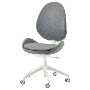 Color: Gunnared medium gray.