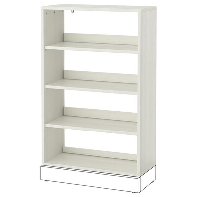 HAVSTA Shelf unit, white, 31 7/8x13 3/4x48 3/8 ""