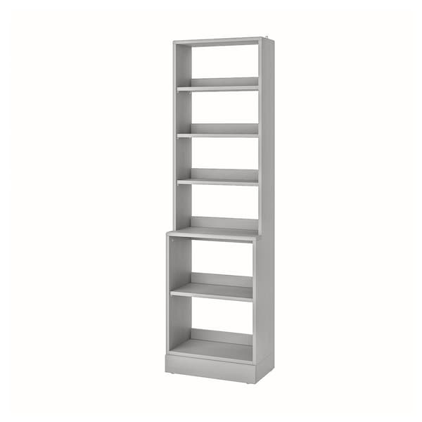Havsta Shelving Unit With Base Gray