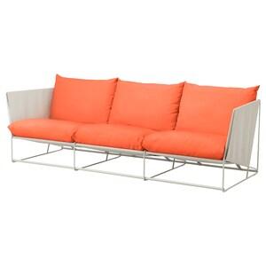 Color: Orange/beige.
