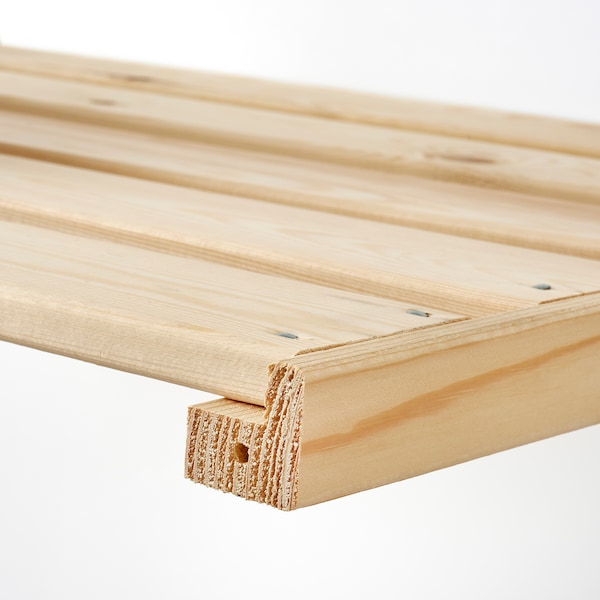 "HEJNE Shelf, 30 3/8x18 1/2 "" 2 pack"