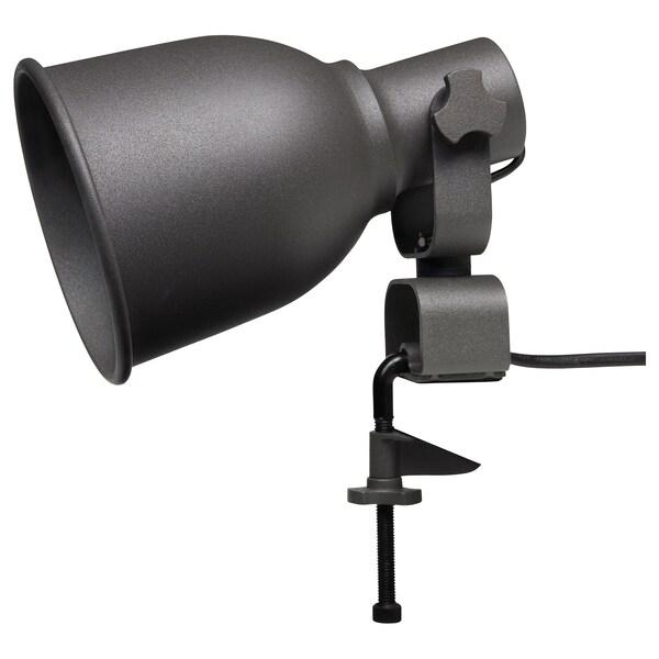 IKEA HEKTAR Wall/clamp spotlight with led bulb