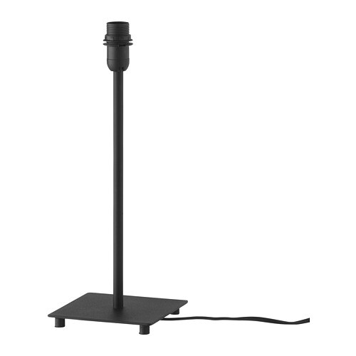 Gentil HEMMA Table Lamp Base With LED Bulb