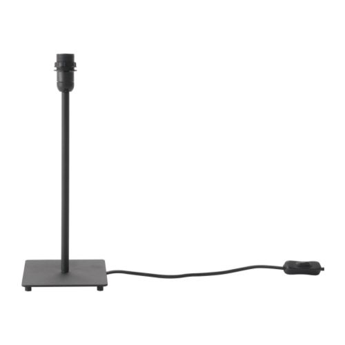 Hemma Table Lamp Base With Led Bulb