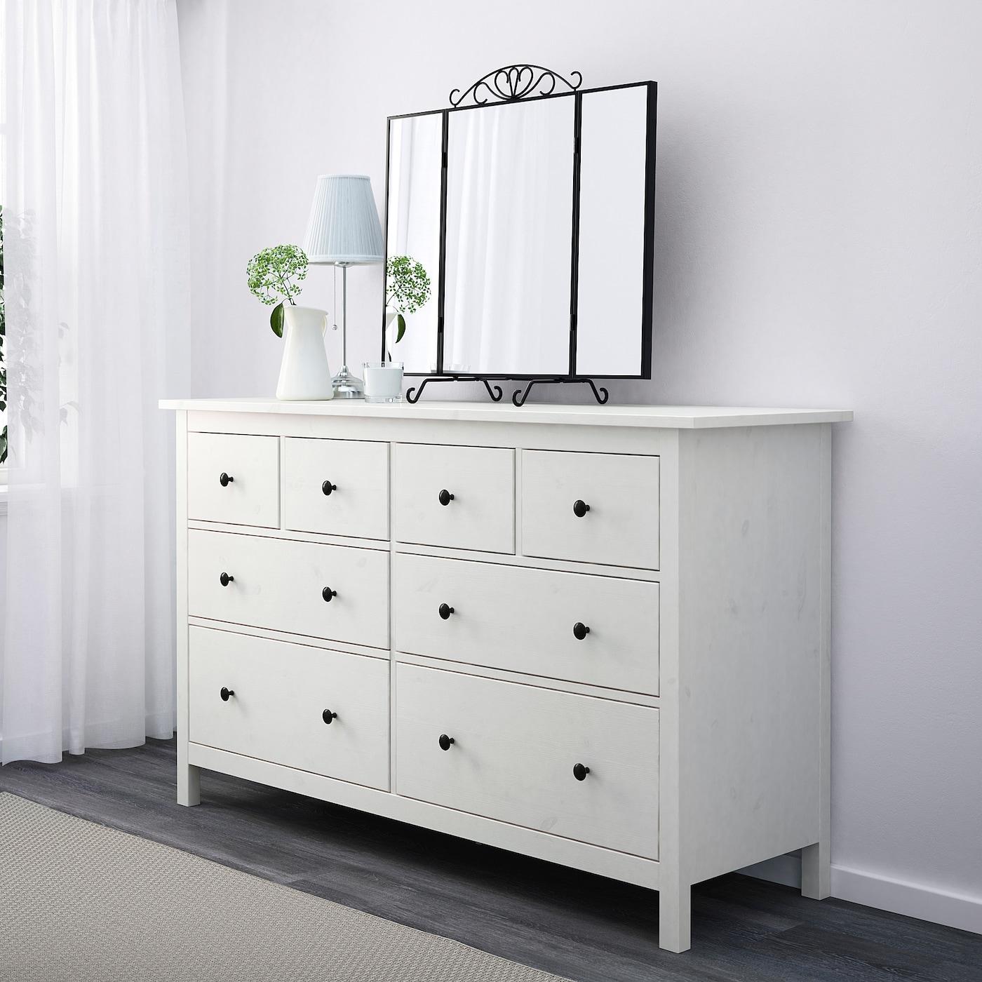 """HEMNES 12-drawer dresser, white stain, 12x12 12/12"""" - IKEA"""