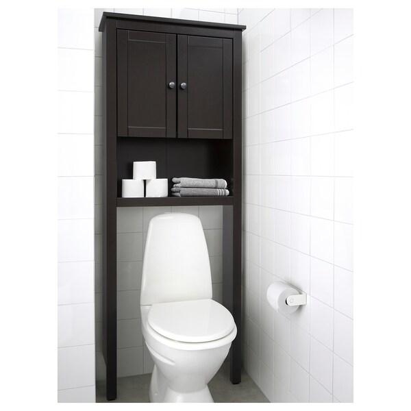Hemnes Bathroom Shelf Unit Black Brown 29 1 8x9 7 8x78 Ikea