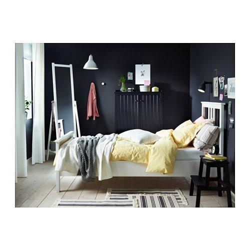 hemnes bed frame lury ikea - Hemnes Bed Frame