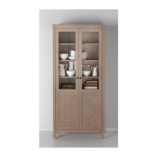 Hemnes ikea glass door cabinet for Ikea hemnes glass door cabinet