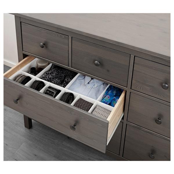 IKEA HEMNES 8-drawer dresser