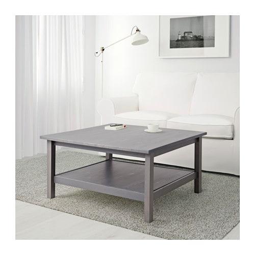 Hemnes Coffee Table Black Brown Ikea From Ikea