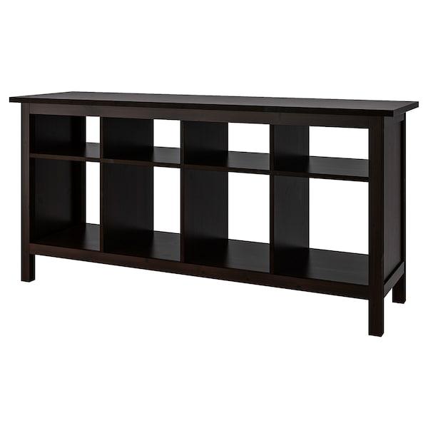 Hemnes Console Table Black Brown 61 3