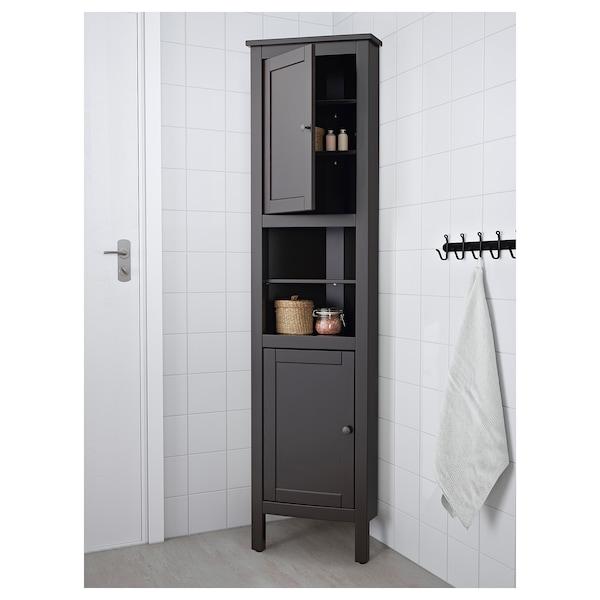 Hemnes Corner Cabinet Black Brown 20 1 2x14 5 8x78 3 8 Ikea
