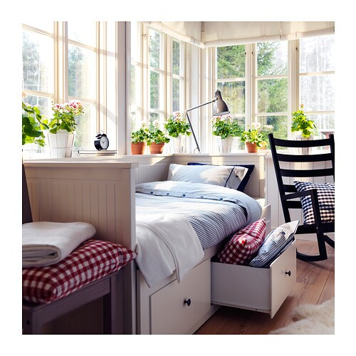 hemnes daybed trundle 2