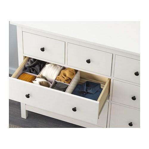 hemnes 8-drawer dresser - ikea, Hause deko