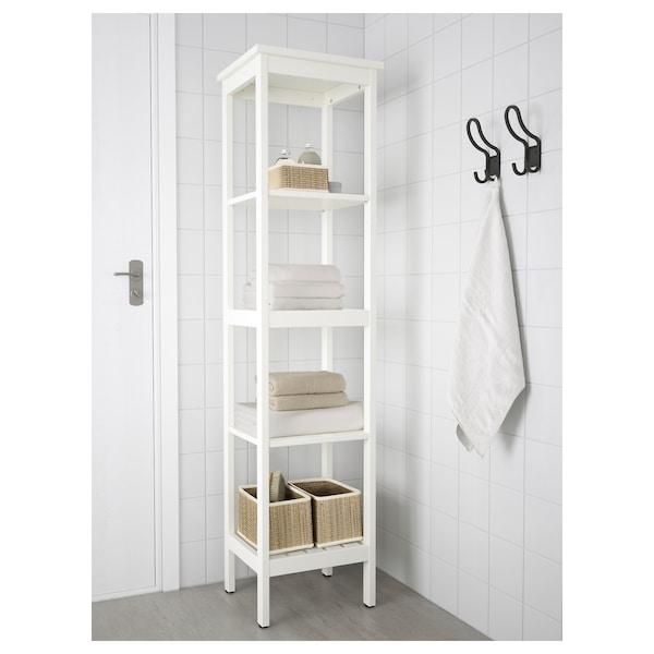 """HEMNES Shelf unit, white, 16 1/2x67 3/4 """""""