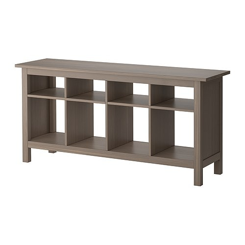 Hemnes console blanc ikea for the home pinterest - Ikea divan hemnes ...