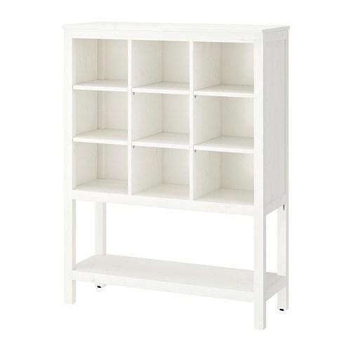 Ikea Bathroom Storage Unit: HEMNES Storage Unit