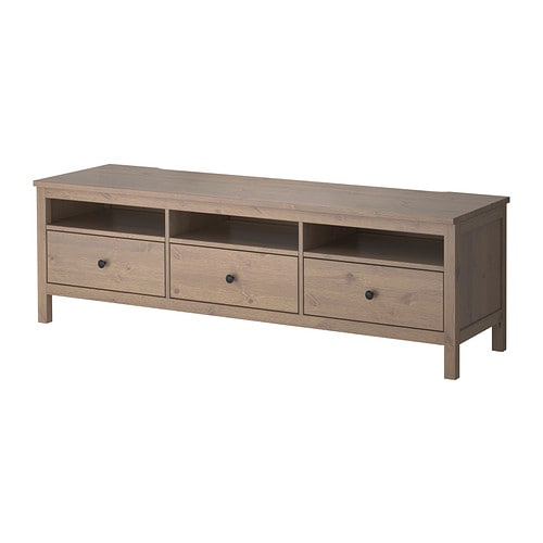 Hemnes Tv Stand Gray Brown : color blackbrown graybrown white stain