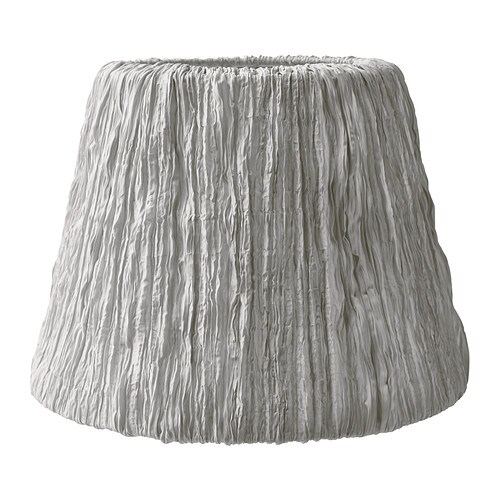 HEMSTA Lamp shade IKEA Create your own personalized pendant or floor lamp by combining the lamp shade with your choice of cord set or lamp base.