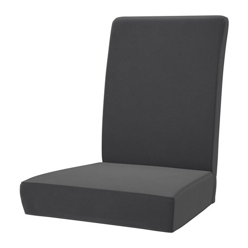 henriksdal chair cover ikea. Black Bedroom Furniture Sets. Home Design Ideas