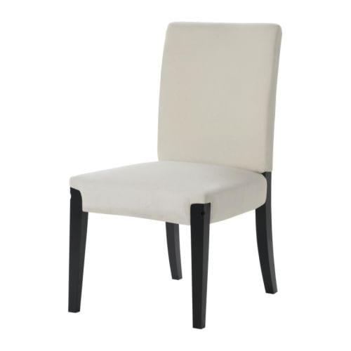 henriksdal chair frame brown black ikea. Black Bedroom Furniture Sets. Home Design Ideas