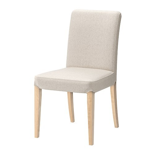 henriksdal chair ikea you sit comfortably thanks to the high back and
