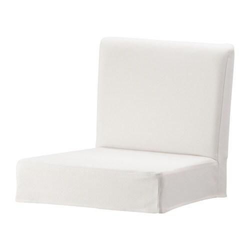 Henriksdal Cover For Bar Stool With Backrest Gr 228 Sbo White