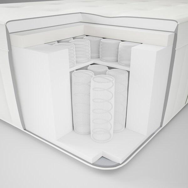 IKEA HESSTUN Eurotop mattress