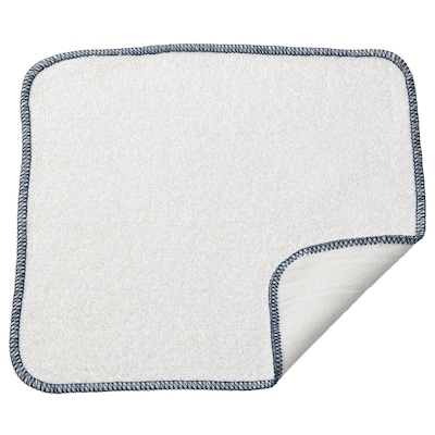 HILDEGUN Dish-cloth, blue, 10x10 ""