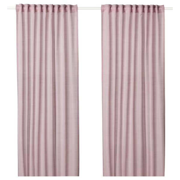 IKEA HILJA Curtains, 1 pair
