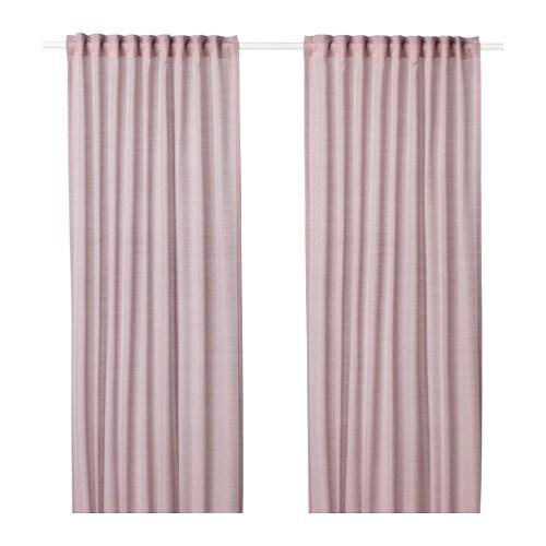 Hilja Curtains 1 Pair Ikea