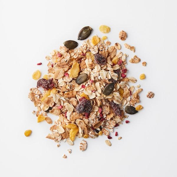 HJÄLTEROLL Muesli, with dried berries, 14 oz