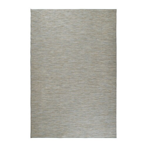 "HODDE Rug flatwoven 6 7 ""x9 10 "" IKEA"