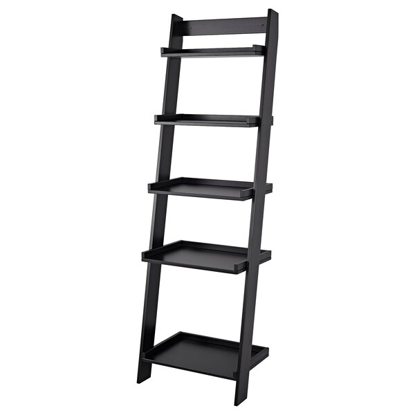 Hoghem Wall Shelf Black Brown 22 1
