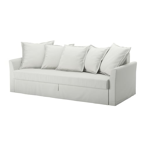 Merveilleux HOLMSUND Sleeper Sofa   Orrsta Light White Gray   IKEA